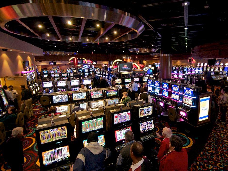 The Way To Flip Casino Into Success