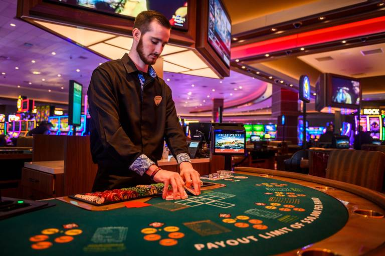 The Key Guide To Casino