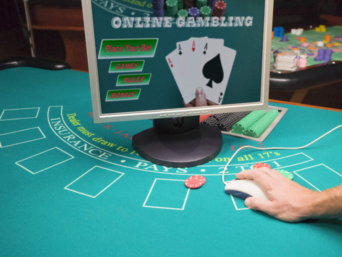You Will Not Be Performed With Online Gambling